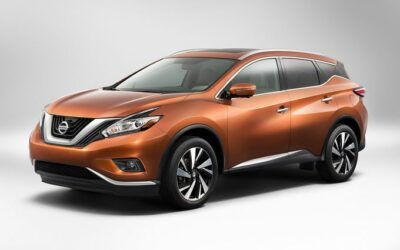 Nissan Murano made in USA