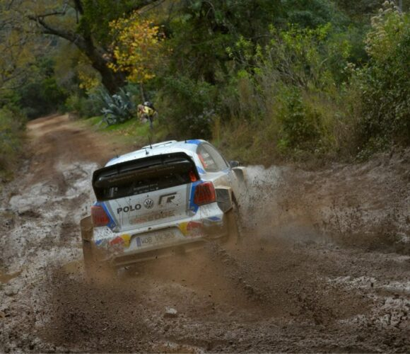 VW Polo WRC Argentina