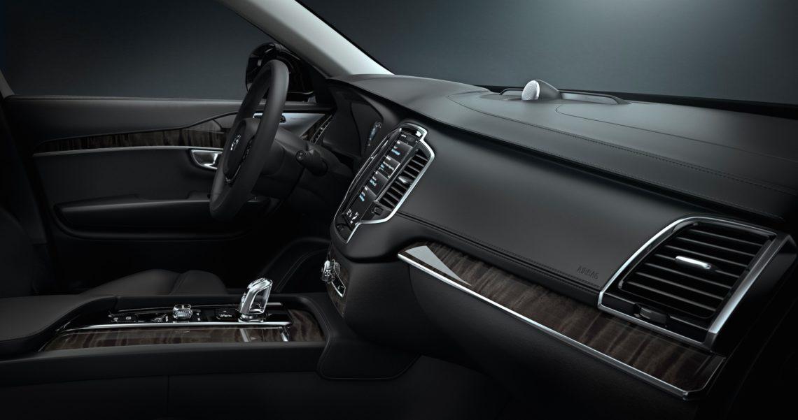 Das Geheimnis wird gelüftet – der neue Volvo XC90