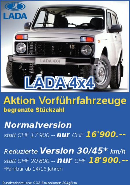 Lada 4x4 Angebote