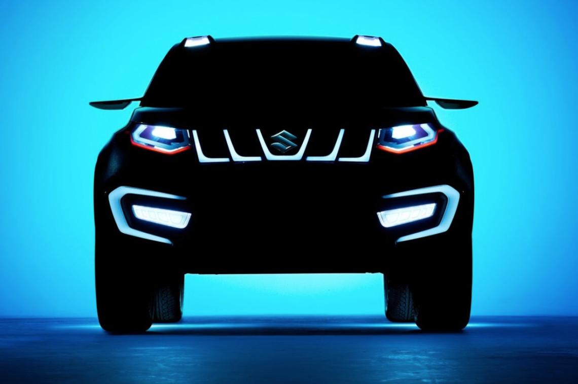 Suzuki visionär – mit dem Concept iv.4