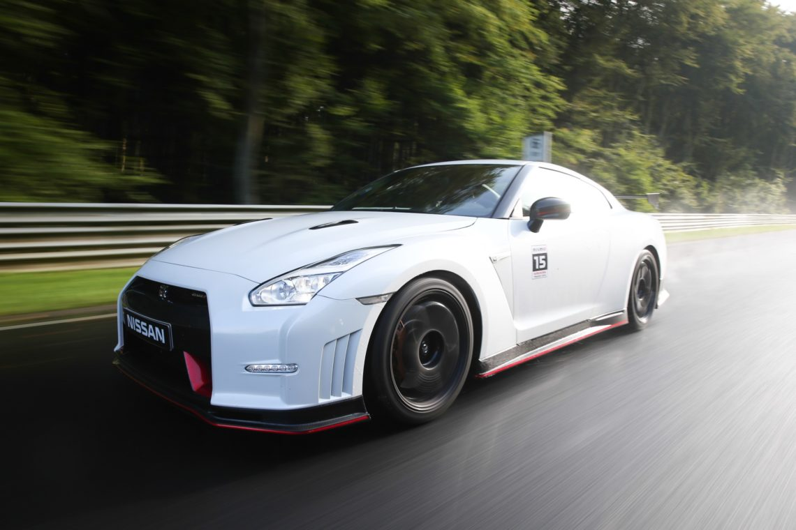 Nissan GT-R Nismo – von wegen Playstation