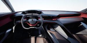Peugeot Concept Car Quartz