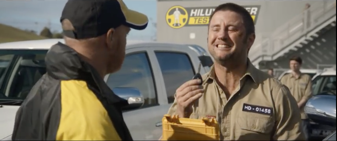 Toyota Hilux – unbreakable Drivers