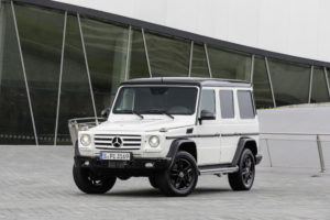 """""""Otto"""" and G-Class Edition 35"""