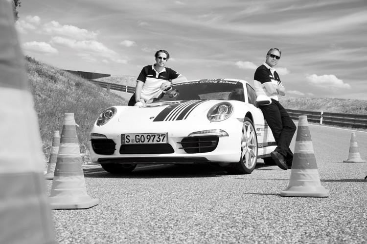 Porsche Sport Driving School 2014