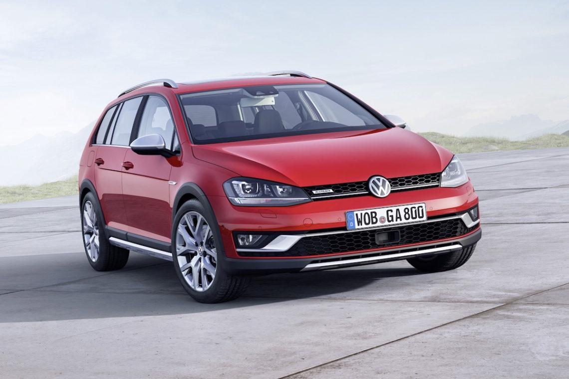 VW Golf Variant Alltrack – ein Golf auf Abwegen