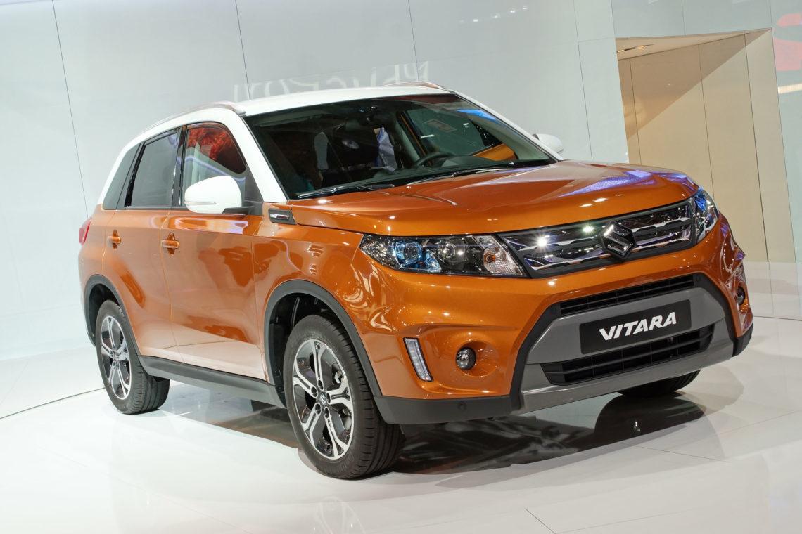 Suzuki Vitara – die Geschichte wiederholt sich