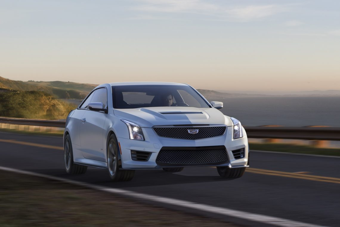 Cadillac ATS-V, ein Dampfhammer für Europa