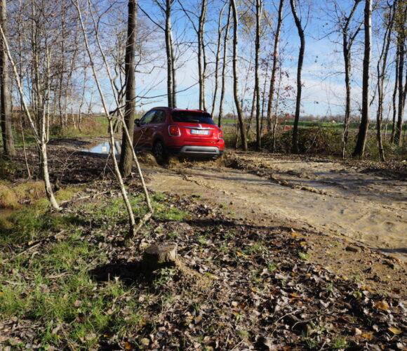 Fiat 500X Cross