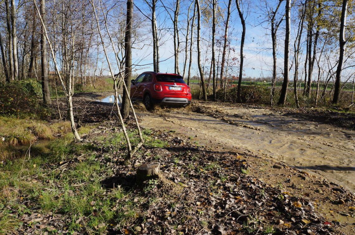 Fiat 500X Cross Offroad