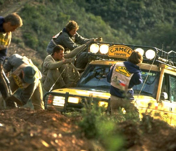 Land Rover Discovery Camel-Trophy