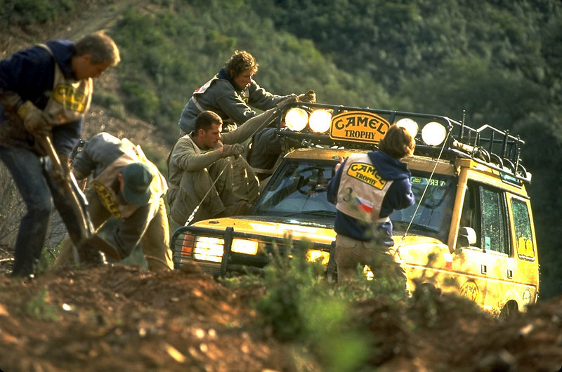 "Camel Trophy – ""ONE LIFE – LIVE IT"""