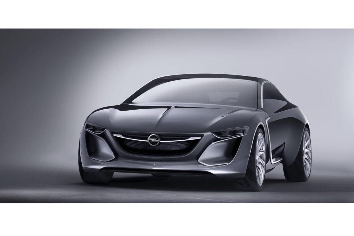 Neuer SUV von Opel
