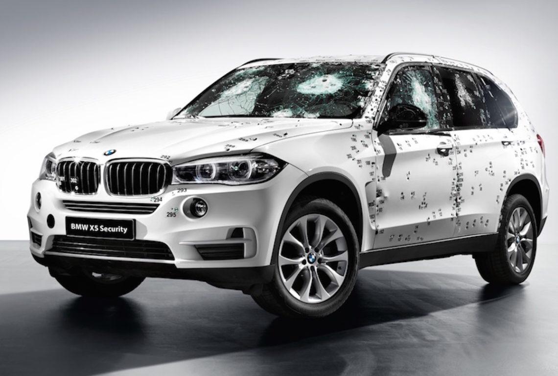 BMW X5 Security Plus Sonderschutzfahrzeug