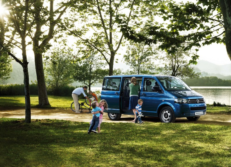 VW Multivan T5 Last Edition