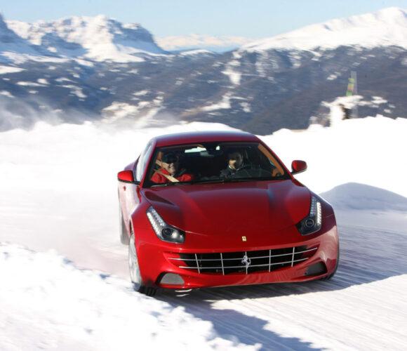 Ferrari-FF-Drift