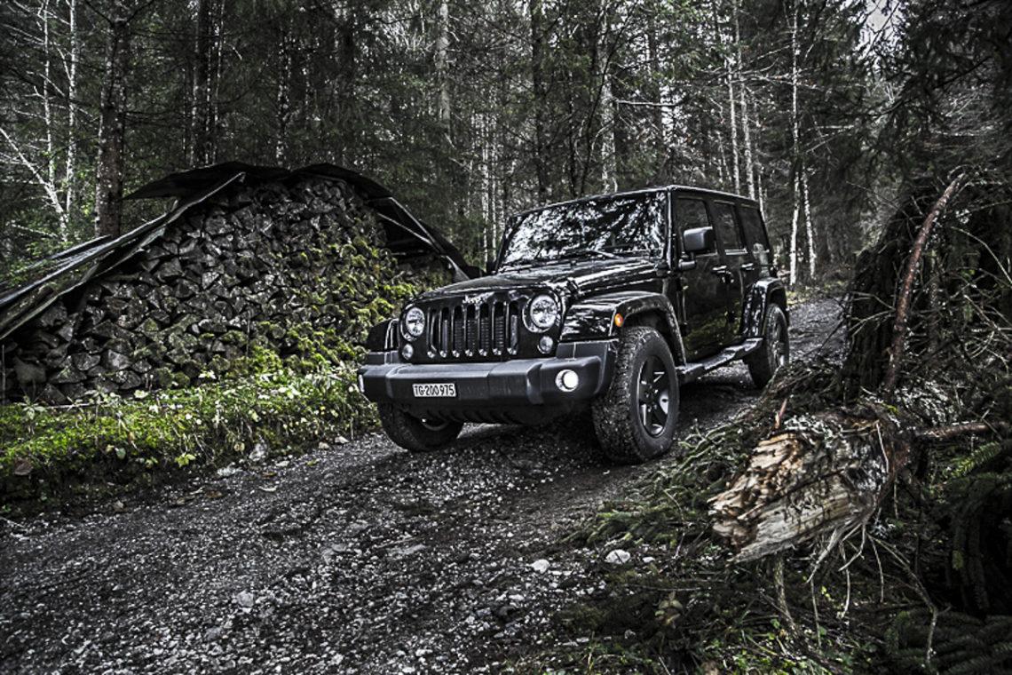 Unlimited Fahrspass. Langzeit-Fahrbericht des Jeep Wrangler 2.8 CRD Sahara