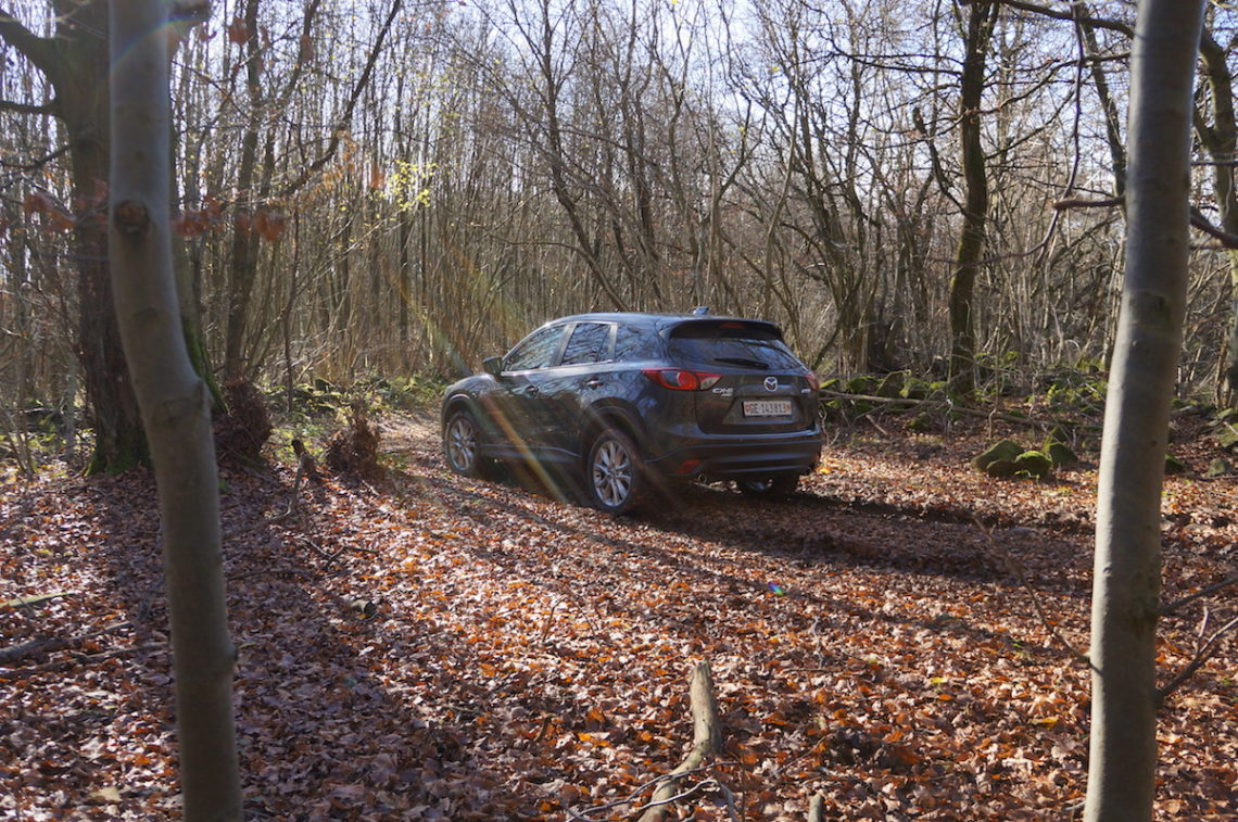 Mazda CX-5 - Auf neuen Wegen
