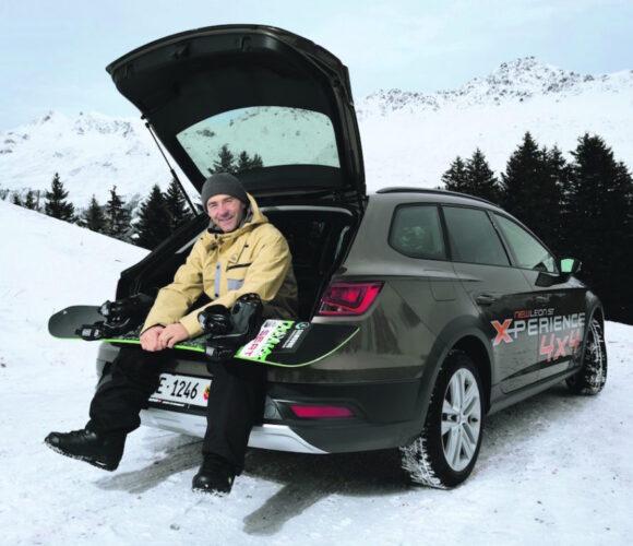 Seat Leon ST-X Gian Simmen Kofferraum