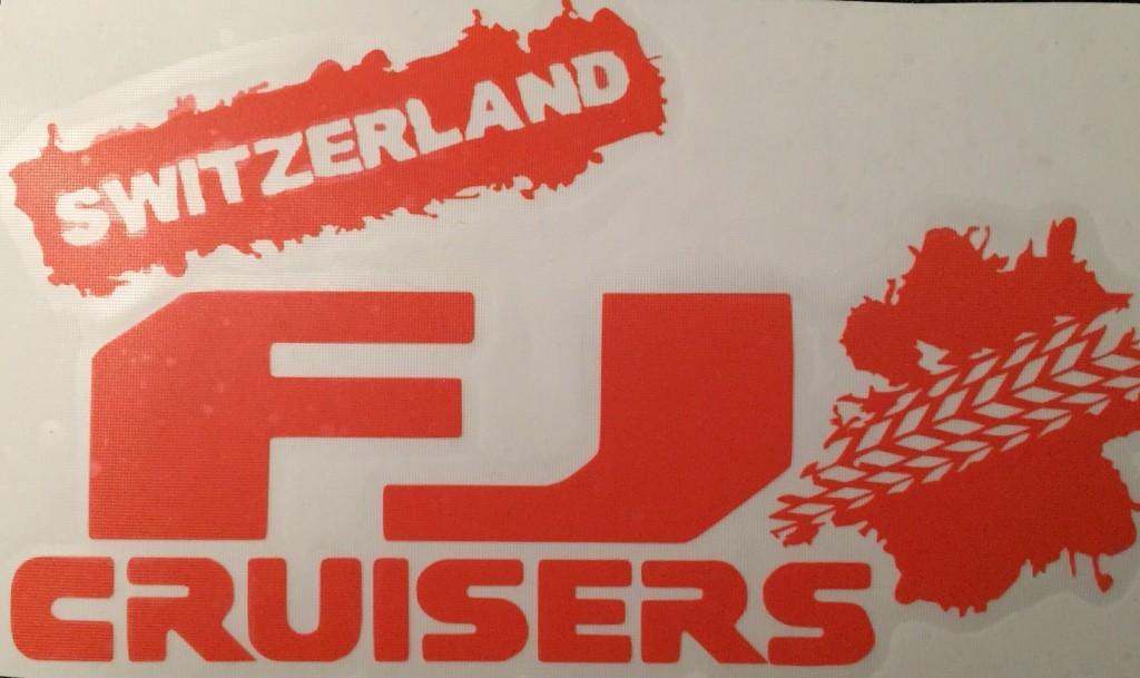 Toyota FJ Cruisers Club-Logo