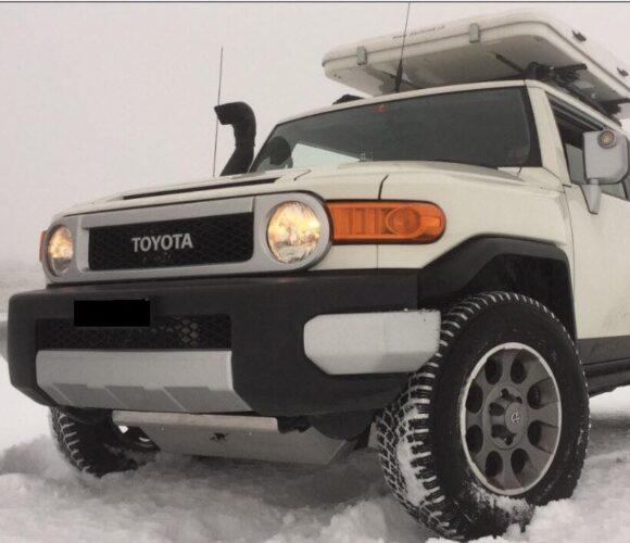 Club Toyota FJ Cruisers