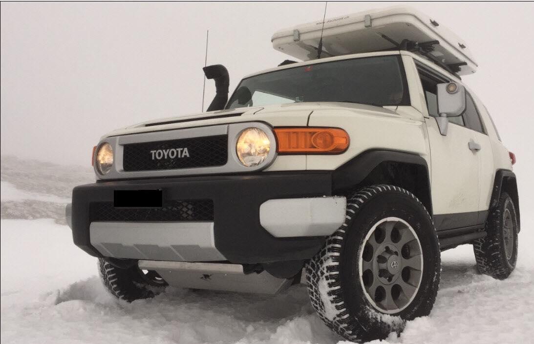 Toyota FJ Cruiser Club Switzerland