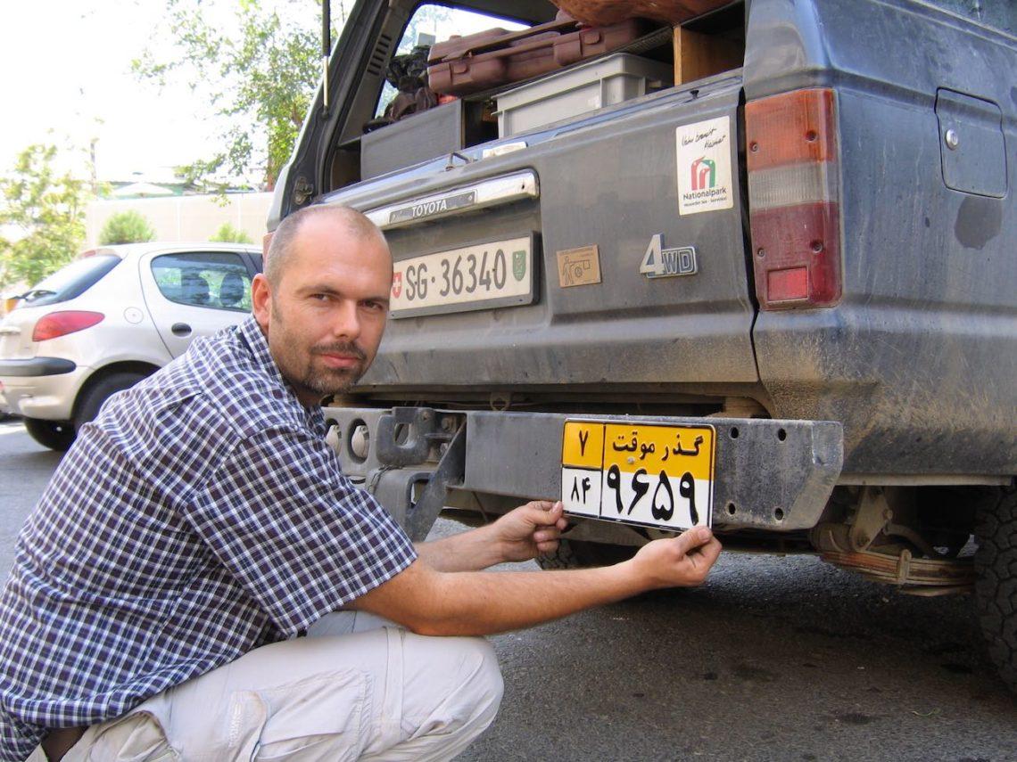 Ein Paar reist mit einem Toyota Landcruiser von der Schweiz nach Bangladesch und zurück.