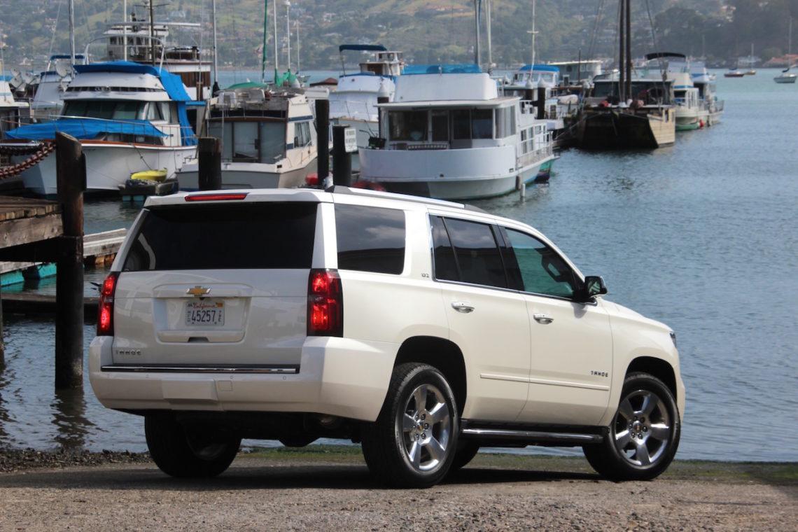 Heute ein König. Der neue Chevrolet Tahoe. Ein Fahrbericht.