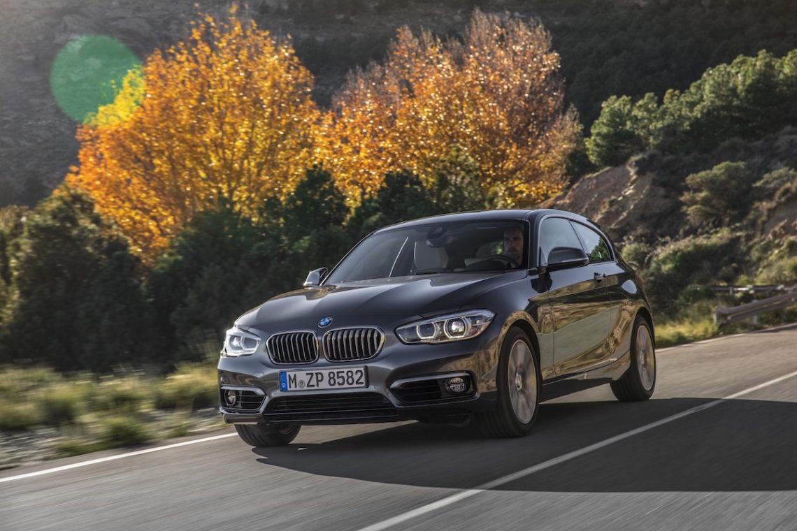 Facelift für den BMW 1er