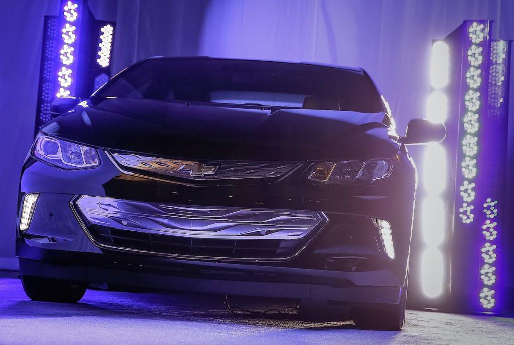 Chevrolet Volt Sneak Peek