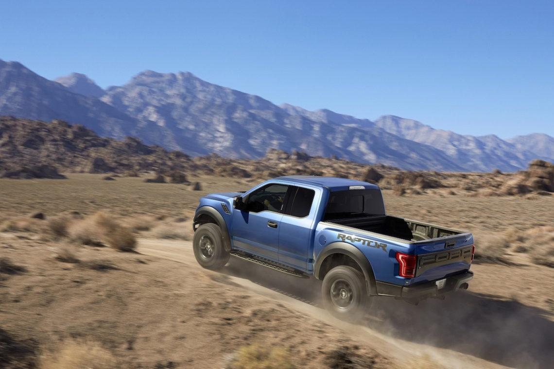Jannos Kolumne: Ford F150 Raptor