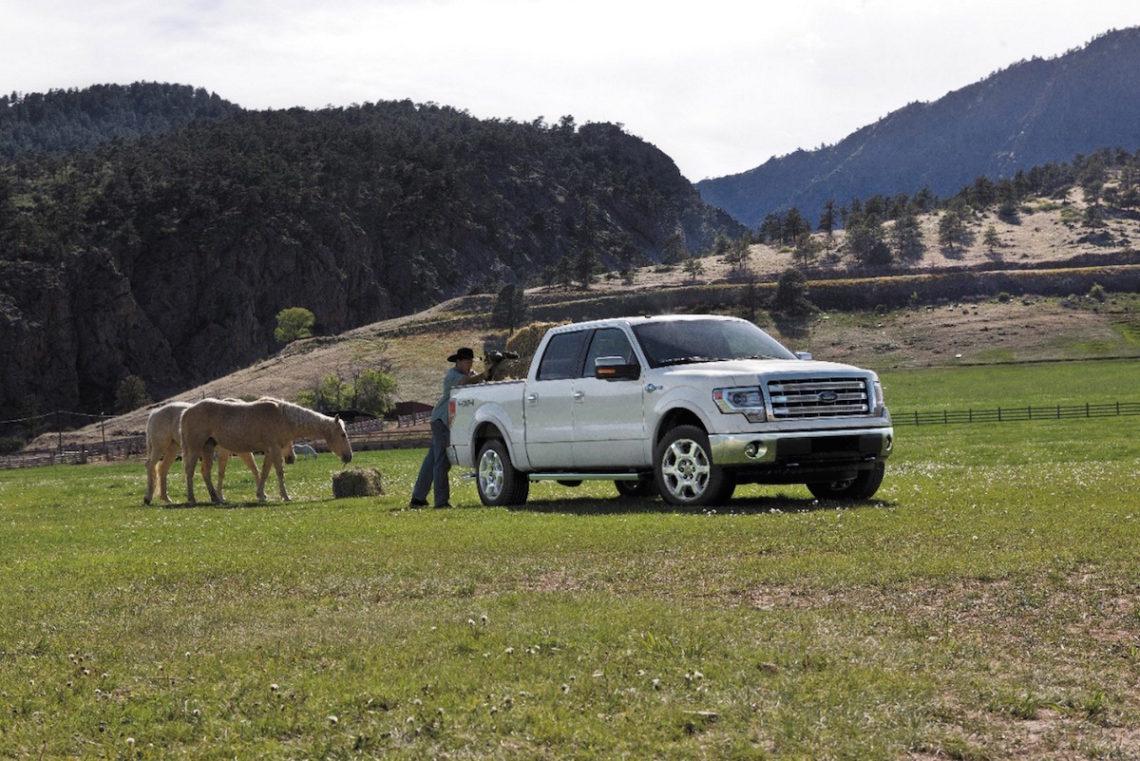 US-Bestseller 2014: Ford F150 an der Spitze