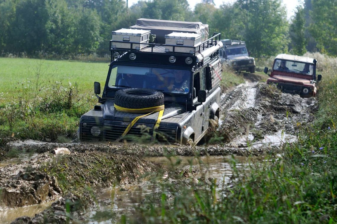 Land Rovers of Switzerland (LRoS)