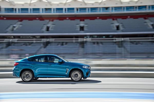 BMW X6 M 2015 Seite