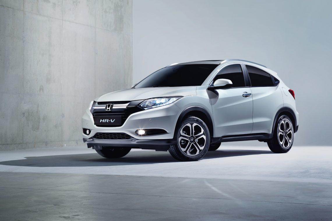 Neuer Honda HR-V mit Allradantrieb?