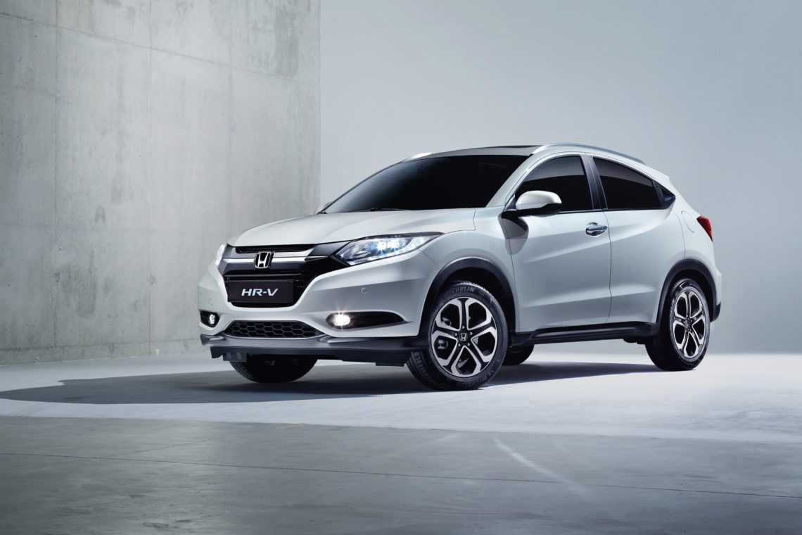Neuer Honda HR-V 2015 Front