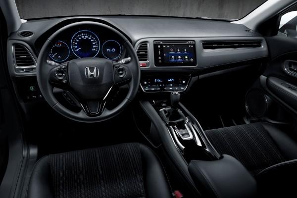 Neuer Honda HR-V 2015 Interior