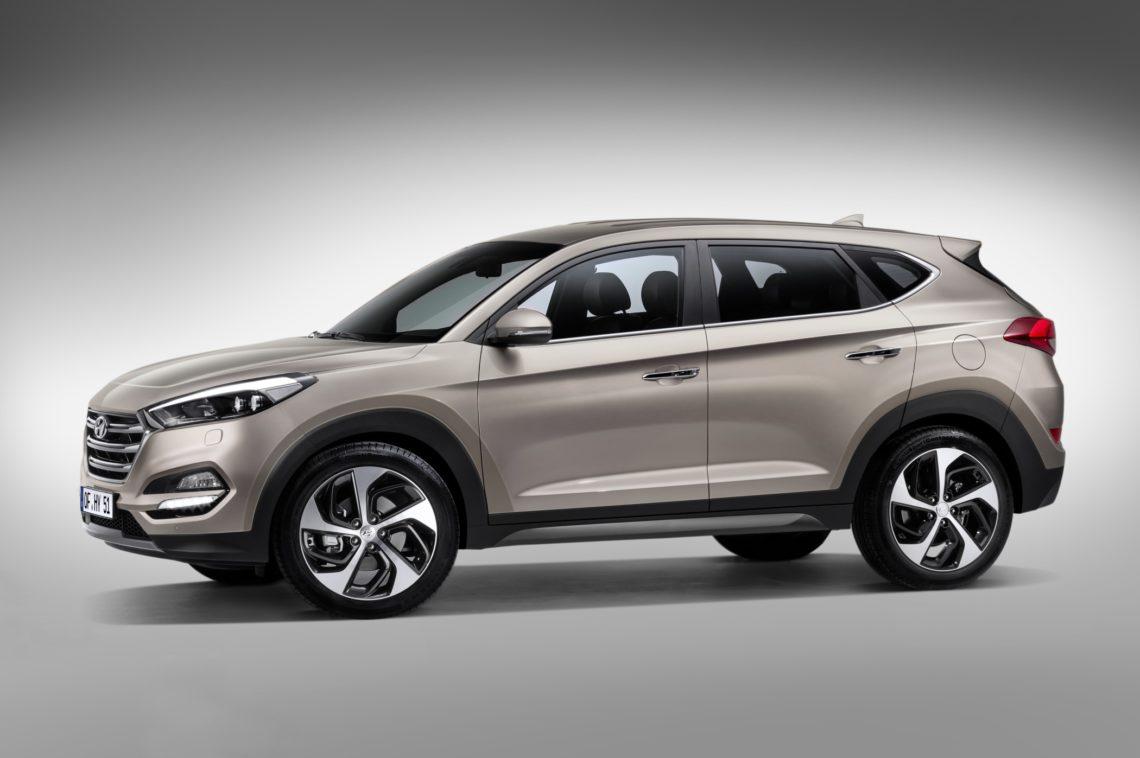 Der neue Hyundai Tucson: neues Kleid, alter Name