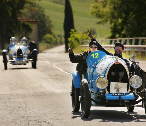 Oldtimer-Rallye: Mille_Miglia