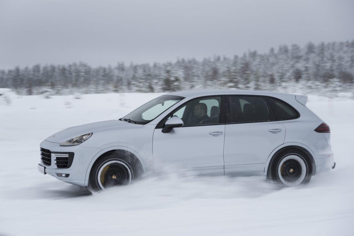 Fahren im Winter: Allradantrieb hilft, aber nicht immer
