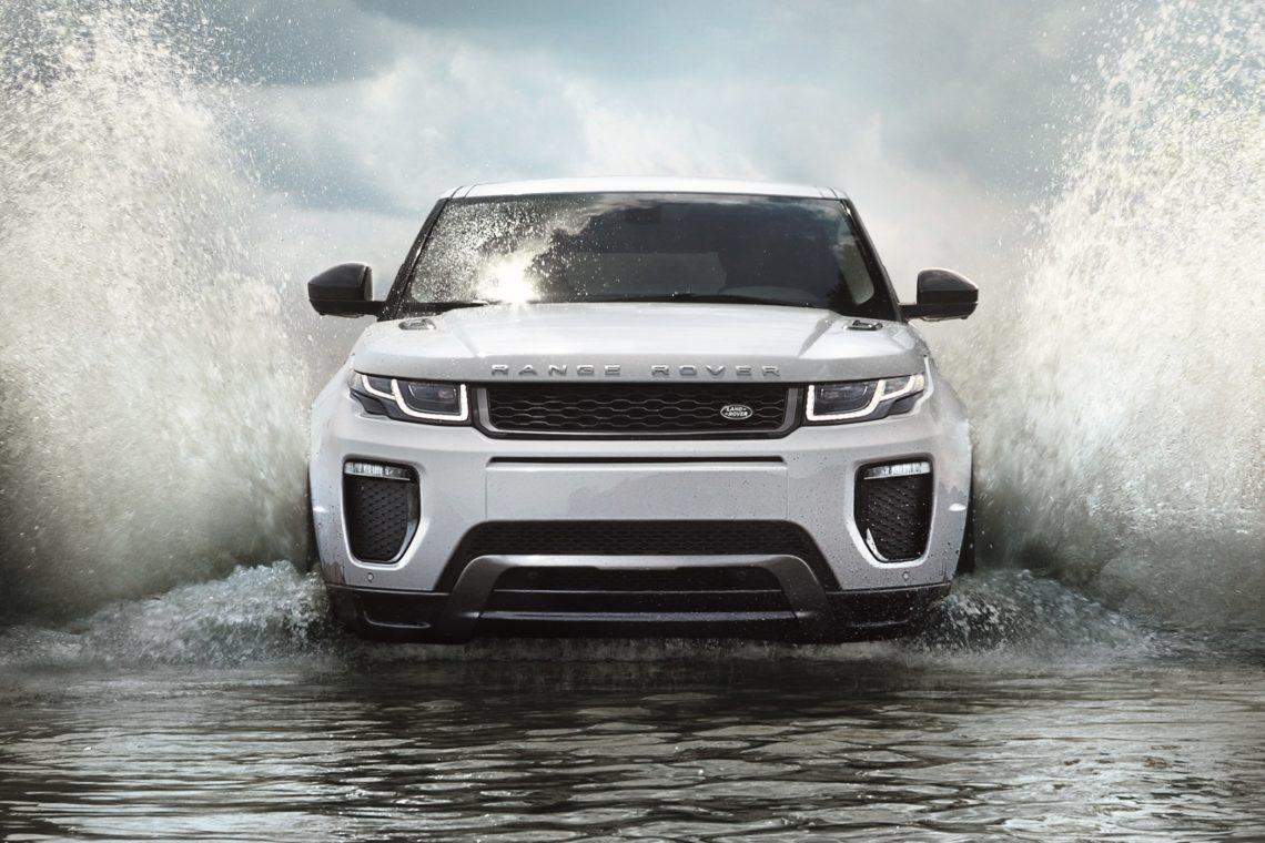 Facelift für den Range Rover Evoque 2016