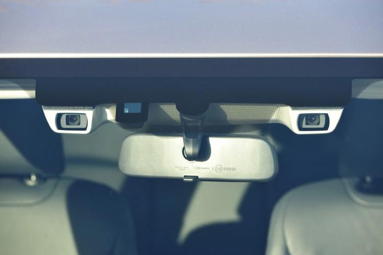 Subaru Outback 2015 Eyesight Detail