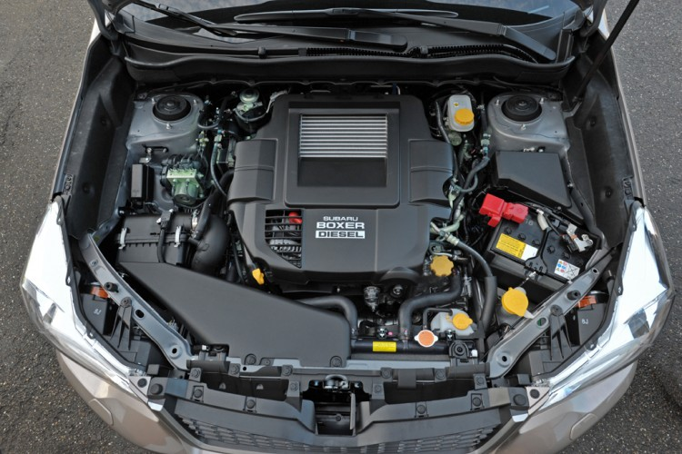 Subaru Forester Boxer Diesel Lineartronic Motor