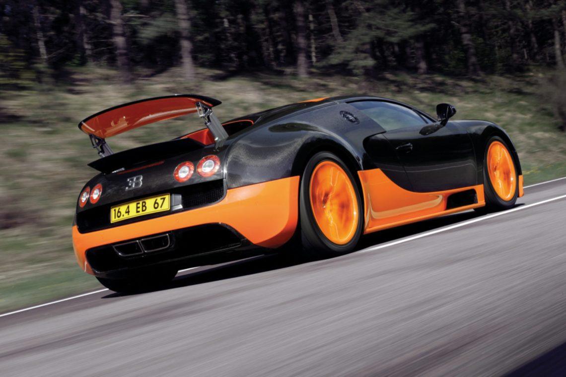 Letzter Bugatti Veyron verkauft