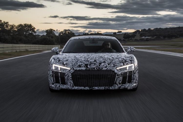 Der neue Audi R8 2015