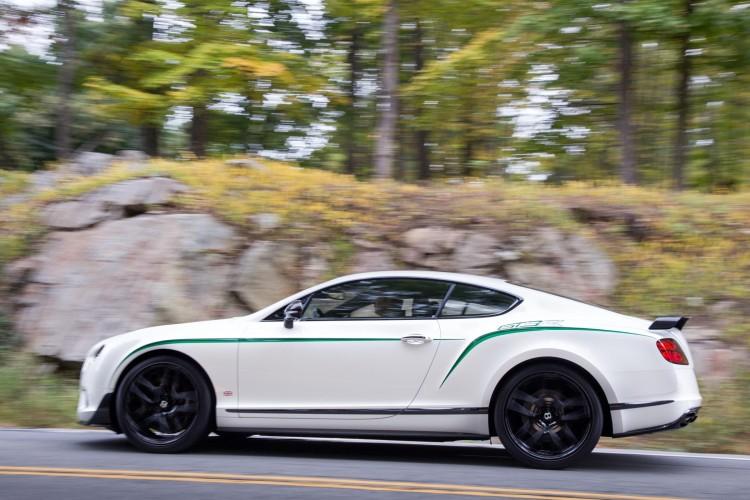 Bentley Continental GT3-R Lemans