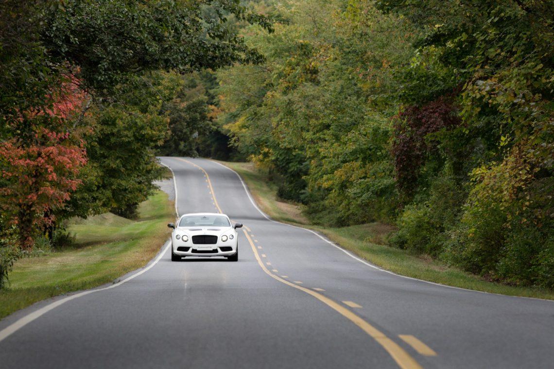 Bentley Continental GT3-R Racetrack