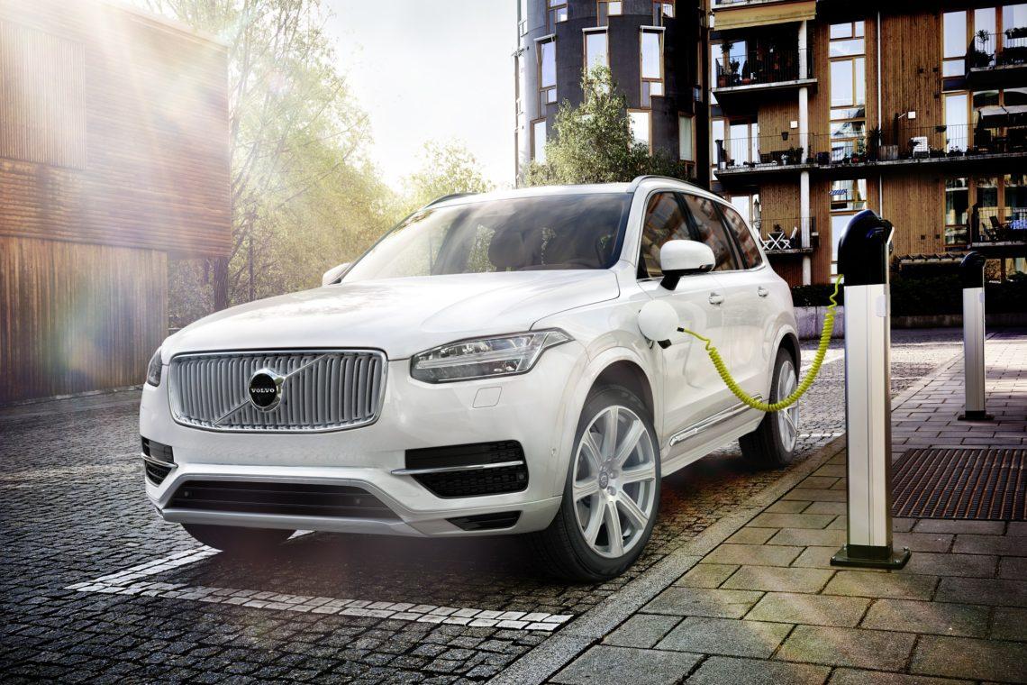 Nordische Kombination: Volvo fährt in Zukunft elektrisch