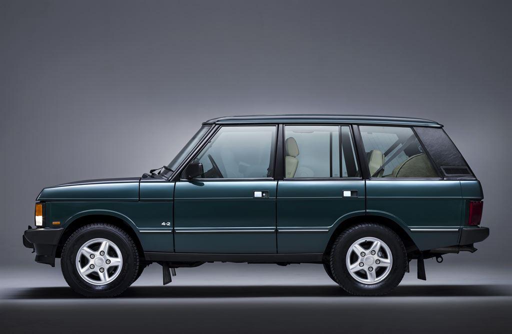 Zwei Jahrzehnte höchster automobiler Luxus